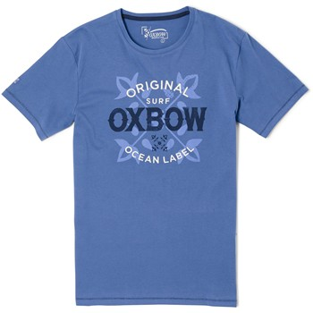 Oxbow - Sangue - T-shirt - bleu - 2198905