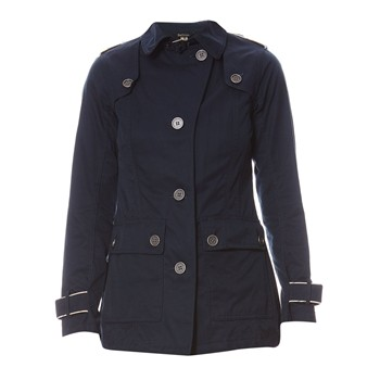 Barbour - Katrine Mac - Trench court - bleu marine - 2129040