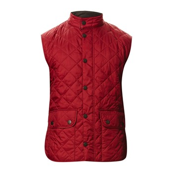Barbour - Coldgate - Doudoune sans manches - rouge - 2128949