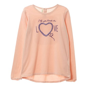 Benetton - T-shirt - rose - 1922791