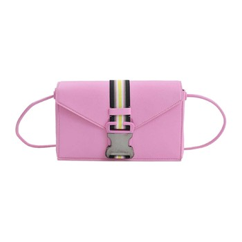 Christopher Kane - Sac en cuir - rose