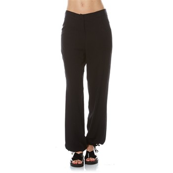 Sunset beach - Pantaloni homewear - nero