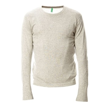Benetton - Pull - gris clair - 1928983