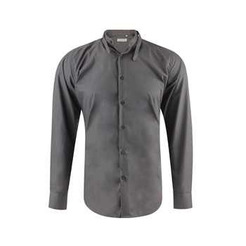 Yves Enzo - Chemise - gris - 2135998