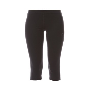 KNEE TIGHT - Pantalon 3/4 running - noir