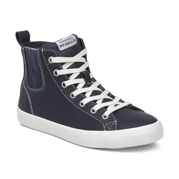 Clinton - Sneakers alte - blu scuro