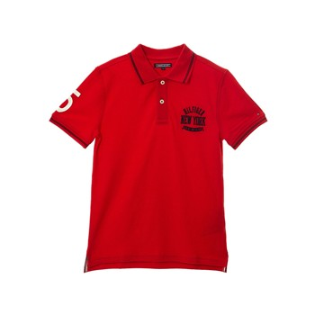 Tommy Hilfiger - Polo - rouge - 2036523
