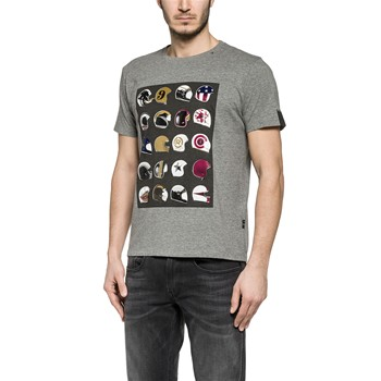 Replay - T-shirt - gris - 2074175