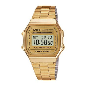 Casio - Reloj digital - dorado