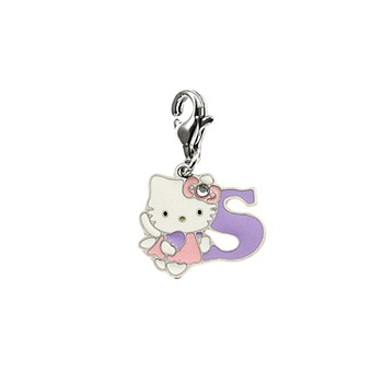 Hello Kitty - Pendentifs, Charms - multicolore