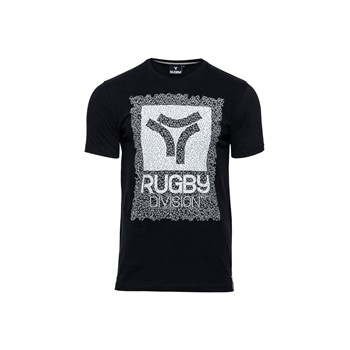 Rugby Division - Vitro - T-shirt - noir - 2212640