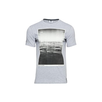 Rugby Division - Ocean - T-shirt - gris chine - 2212658