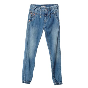 Pepe Jeans London - Becky - Jean bouffant - denim bleu - 2197732