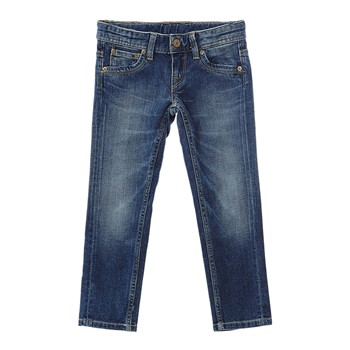 Pepe Jeans London - Cashed Ro - Jean slim - denim bleu - 2197746