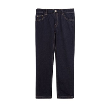 Monoprix Kids - Jean droit - denim noir - 2212792