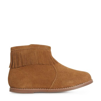 Monoprix Kids - Bottines - marron - 2214449