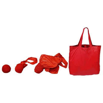 Perigot - Sac shopping - rouge - 2219239