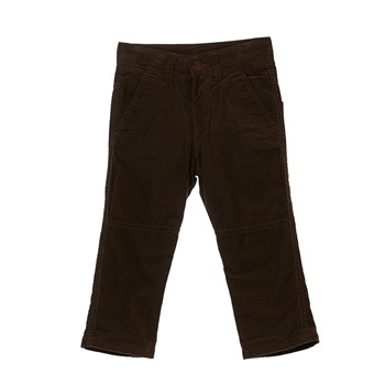 Benetton - Pantalon en velours côtelé - marron - 2184070
