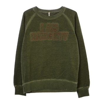 Benetton - Sweat-shirt - vert - 2183986