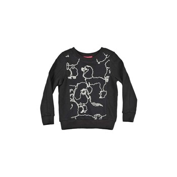 Derhy Kids - Marie - Sweat-shirt - noir - 2222091
