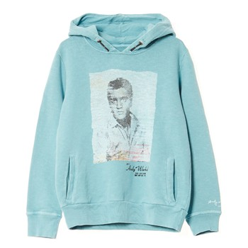 Pepe Jeans London - WILLY - Sweat à capuche - bleu ciel - 2136388