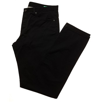 Benetton - Pantalon - noir - 2183664