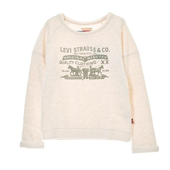 Levi's Kids - Ode - Sweat-shirt - ecru - 2040465