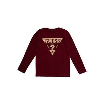 Guess Kids - T-shirt - rouge - 2223542