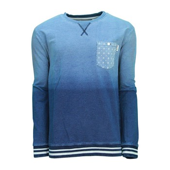 Soulstar - MS WGEDLING - Sweat-shirt - bleu - 2215456