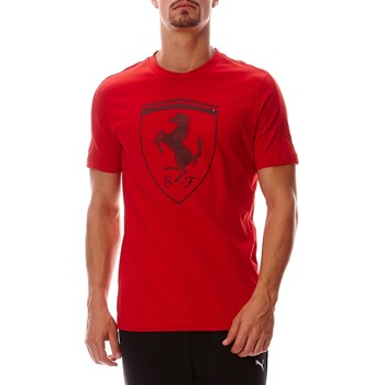 Ferrari - T-shirt - rouge