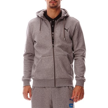 Ess - Sweat à capuche - gris