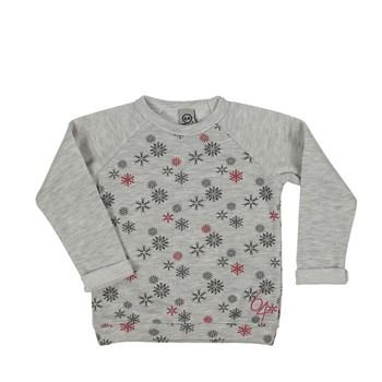 64 - Elsa - Sweat-shirt - gris - 2219092