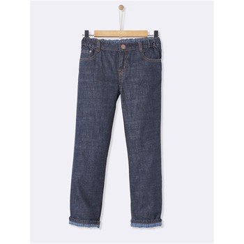 Cyrillus - Jean regular - denim bleu - 2227222