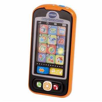 Vtech - Baby touch phone - multicolore - 2229306