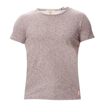 Scotch & Soda - T-shirt en coton mélangé - gris - 2061265
