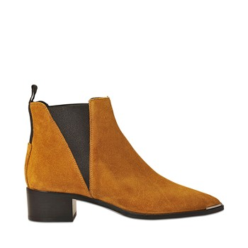 Jensen - Bottines en cuir - marron