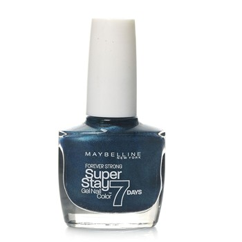 Gemey Maybelline - Super Stay 7 days - Vernis à ongles - 835 Metal me teal - 1943083