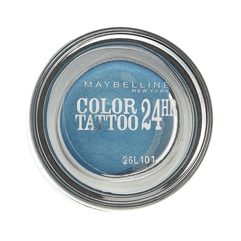 Maybelline - Color Tatoo 24hr - Lidschatten mit Geltextur - türkis