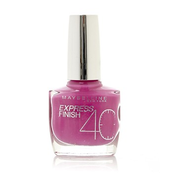 Gemey Maybelline - Express Finish 40' - Fuchsia Fun 222 - 2194594