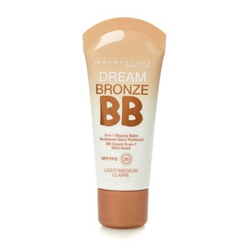 Gemey Maybelline - Dream Bronze BB - BB cream 8 en 1 - Medium Claire - 2194844