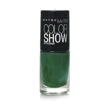 Maybelline - Color Show - Vernis à ongles - 217 Tenacious teal