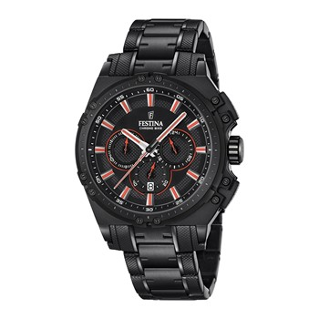 Festina - Montre chronographe - multicolore