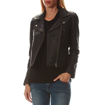 On you - Veste en cuir - noir