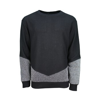 MSW Kickers - Sweat-shirt - noir