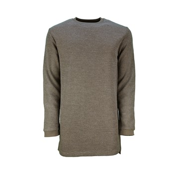 MLT Cabin Long - T-shirt - camel