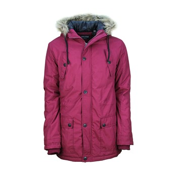 MJ Jamid - Parka - rouge