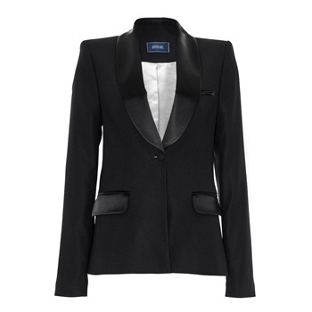 Veste de smoking - noir