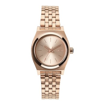 Small Time Teller - Casualstil - Rosa-Gold