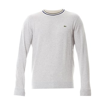 Lacoste - Sweat-shirt en coton - gris - 2063340
