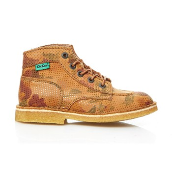 Kick Legend - Bottillons en cuir - camel